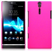 Hard Case Sony Xperia S Solid Pink