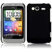 Hard Case HTC Wildfire S Solid Black