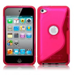 Back Cover ipod touch 4 Style Pink