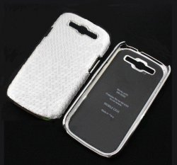 Back Cover i9300 Galaxy S3 Luxury White