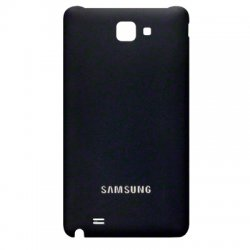 Batterilucka Samsung Galaxy Note Black