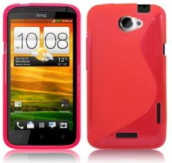 Bakskal HTC One X/One X Plus Style Pink