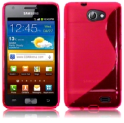 Back Cover i9103 Galaxy Z Style Pink