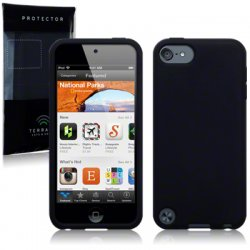 Silikonskydd ipod touch 5 Black