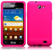 Silikonskydd i9103 Galaxy Z Hot Pink