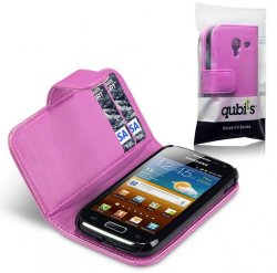 Mobilväska i8160 Galaxy Ace 2 Hot Pink