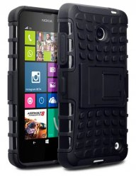 Workers Case Lumia 630/635 Black