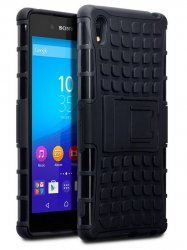 Workers Case Xperia Z3+ Black