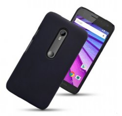 Hard Case Motorola Moto G3 Black