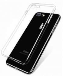 iPhone 7 Plus / iPhone 8 Plus Skal - Transparent