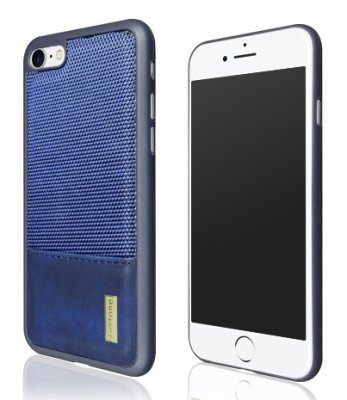 Mobilskal iPhone 7/ iphone 8 Slim Case Mix Blå