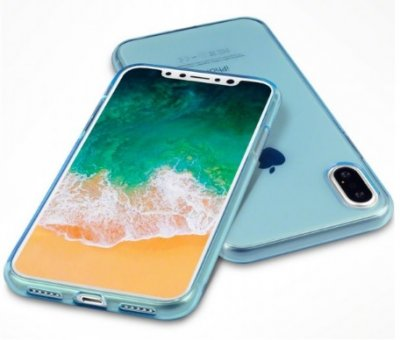 Mobilskal iPhone X/XS Ocean Turquoise