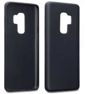 Mobilskal Samsung Galaxy S9 PLUS Matte Black