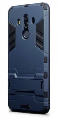 Mobilskal Huawei Mate 10 Pro Armour Blue w/Stand