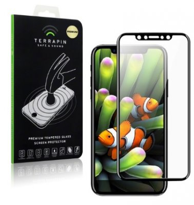 Terrapin Skärmskydd Iphone XR Full-Cover