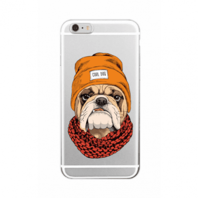 Mobilskal iPhone 7/8 Cool Dog