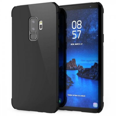 Mobilskal Samsung Galaxy S9 PLUS Anti Fall Black