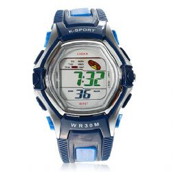 Armbandsur Sport Watch Blue