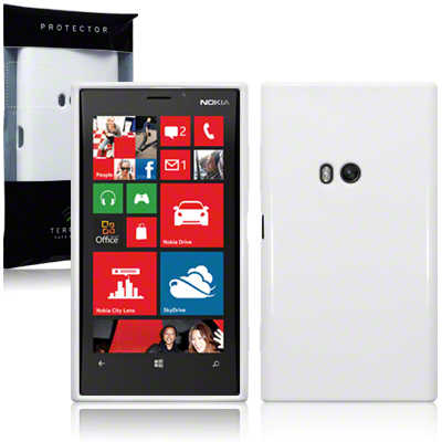 Bakskal Lumia 920 Solid White