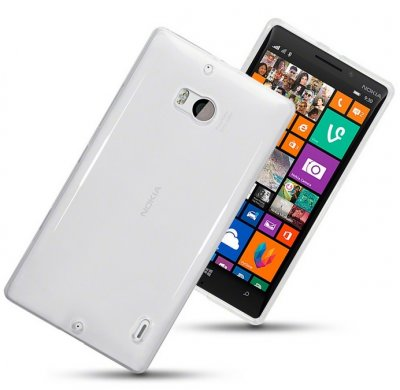Bakskal Lumia 930 Clear
