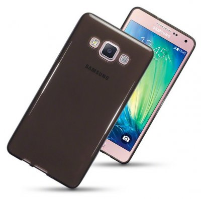 Bakskal Galaxy A5 Smoke Black