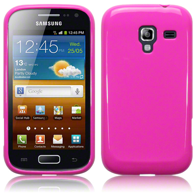 Back Cover Galaxy Ace 2 Solid Pink