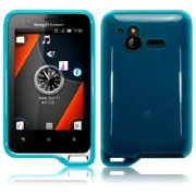 Back Cover Xperia Active Ocean Turquoise