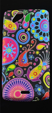 Back Cover Xperia Arc Flower Power