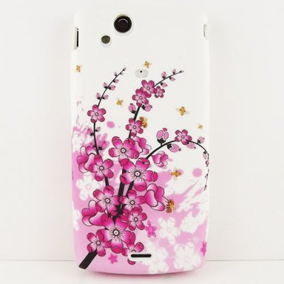 Back Cover Xperia Arc/Arc S Spring Tree