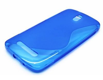 Back Cover Desire 500 Style Blue