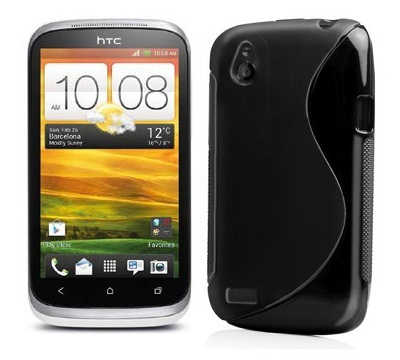 Back Cover HTC Desire X Style Black