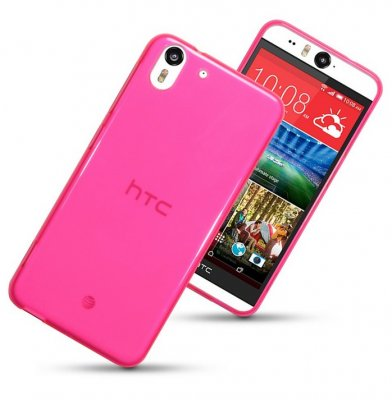 Back Cover HTC Desire Eye Hot Pink