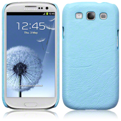 Back Cover i9300 Galaxy S3 Baby Blue