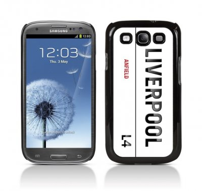 Back Cover Galaxy S3 Liverpool