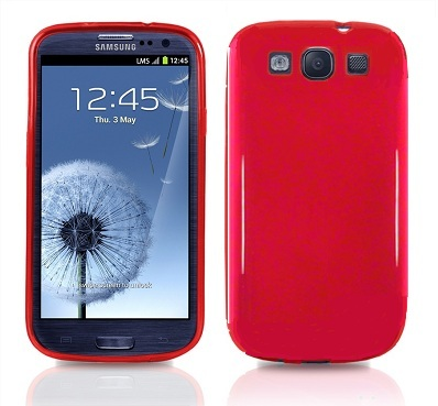 Back Cover i9300 Galaxy S3 Hot Pink