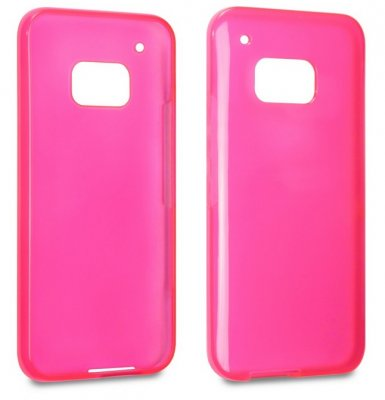 Bakskal HTC One M9 Hot Pink