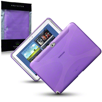 Back Cover Galaxy Note 10,1 Purple