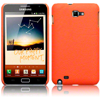 Back Cover Galaxy Note Orange