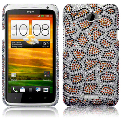 Bakskal HTC One X/One X Plus Diamond Lepard