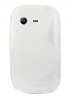 Back Cover Galaxy Pocket Neo Style White