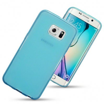 Mobilskal Samsung Galaxy S6 Edge Ocean Turquoise