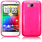 Bakskal HTC Sensation XL Hot Pink