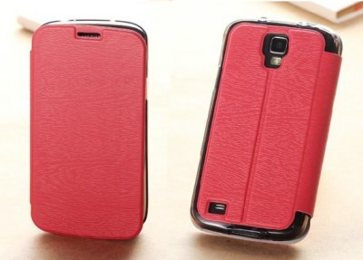 Flip Cover i9295 Galaxy S4 Active Pink