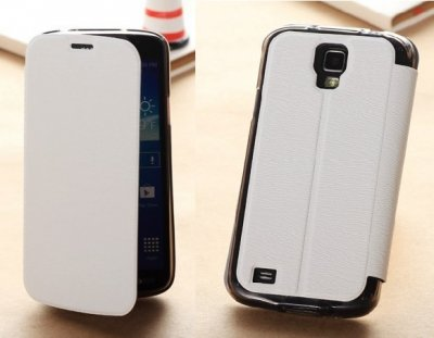 Flip Cover i9295 Galaxy S4 Active White