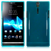Back Cover Sony Xperia S Ocean Turquoise