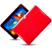 Back Cover Galaxy TAB 8,9 Red