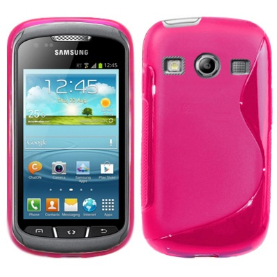 Back Cover Galaxy Xcover 2 Style Pink