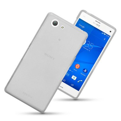 Mobilskal Xperia Z3 Compact Clear