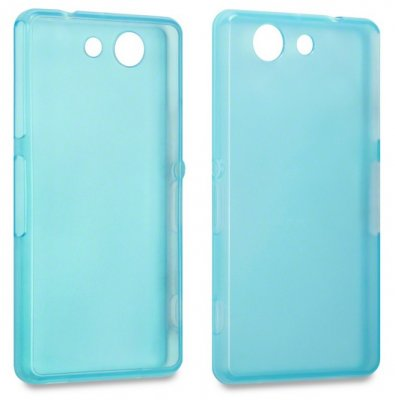 Bakskal Xperia Z3 Compact Ocean Turquoise