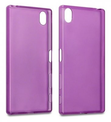 Back Cover Xperia Z5 Plum